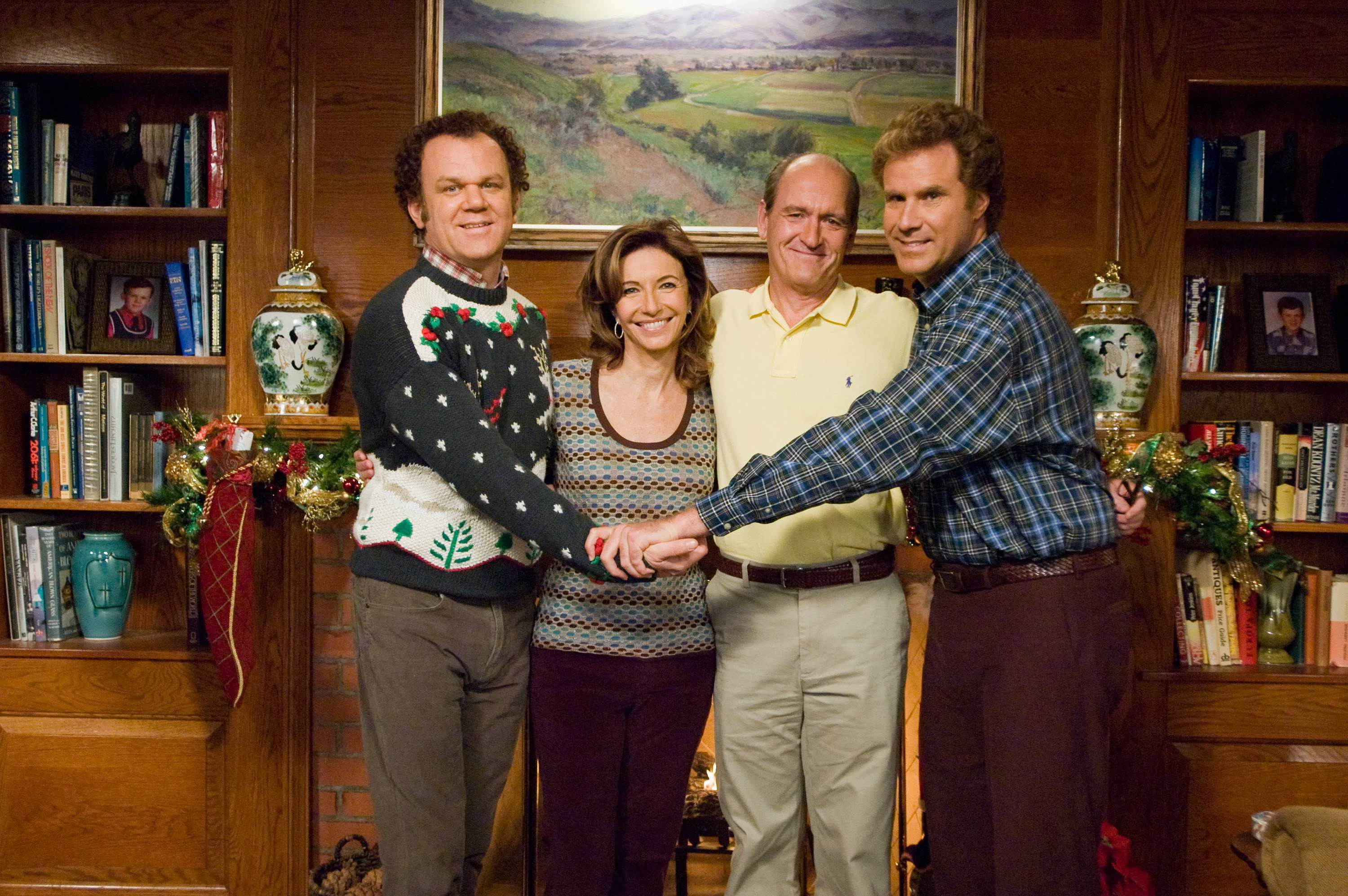 The Ugliest Christmas Sweaters to Make it to the Big Screen