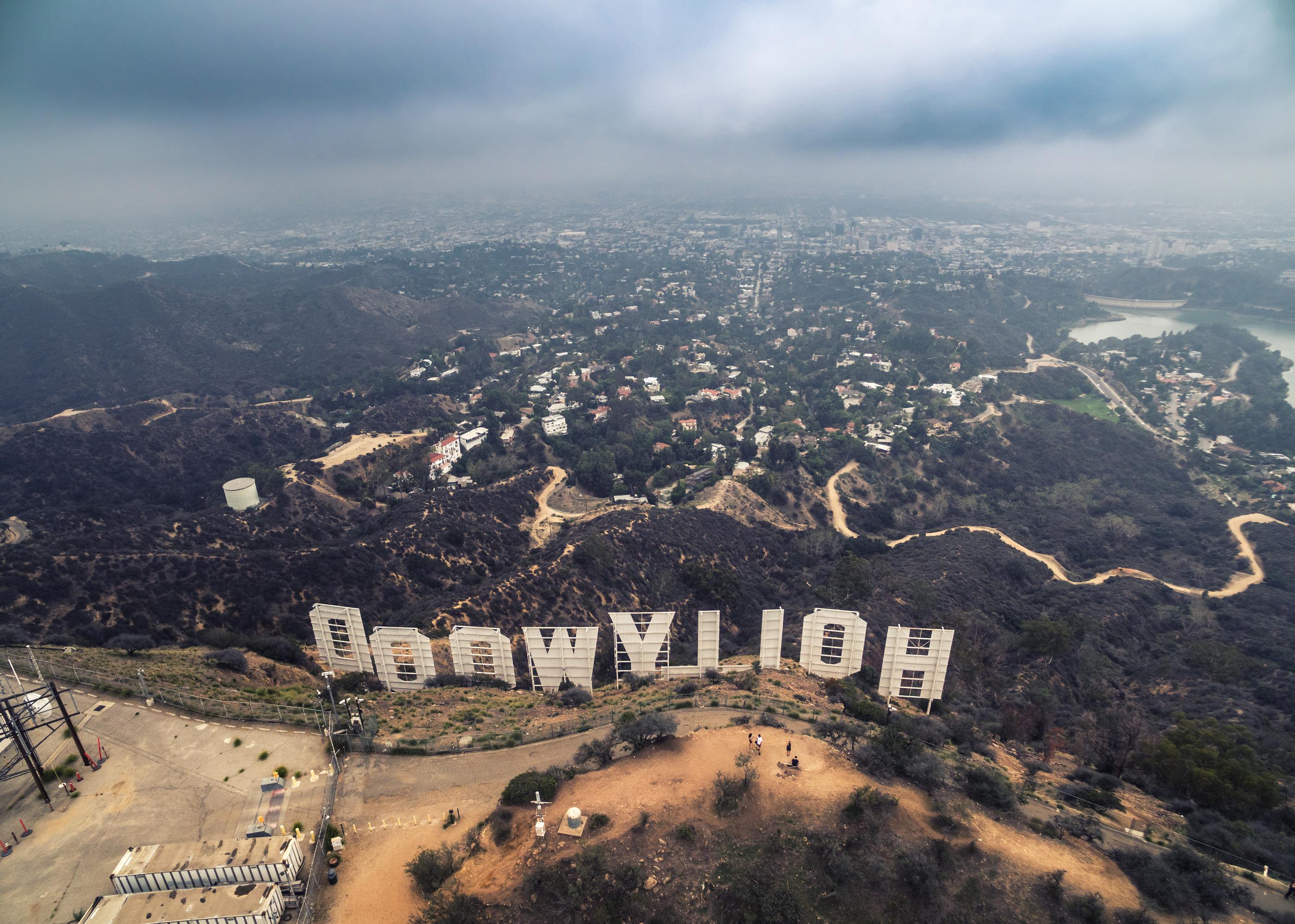 Drones in Hollywood: Filmmakers Seeking Looser Regulations